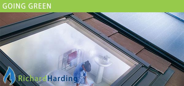 Adopting green technology with Richard Harding Heating and Plumbing in Worthing