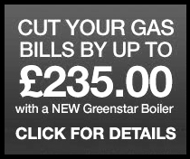 Benefit from a discount when using an accredited Worcester Bosch central-heating installer