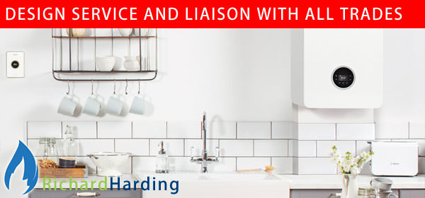 Richard Harding, full design service and liaison with all trades