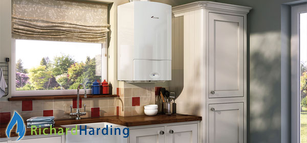 Richard Harding central-heating services in Worthing