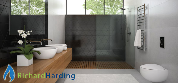 Richard Harding plumbing services in Worthing