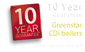 Richard Harding 10 year guarantee on Worcester CDi boilers in the Worthing area