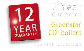 Richard Harding 12 year guarantee on Worcester CDi boilers in the Worthing area