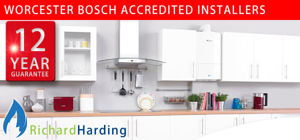 Richard Harding is an Accredited Worcester Bosch Installer in the Worthing area
