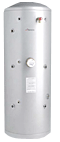 A water cylinder, ideal for solar panels